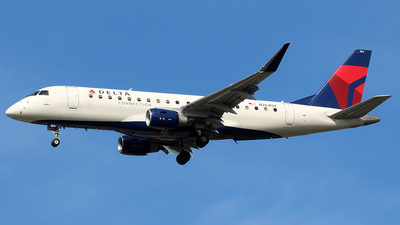 A picture of N264SY - Embraer E175LR - Delta Air Lines - © Huy Do