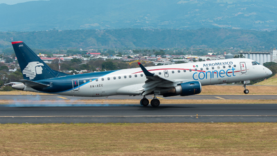 XA-AEC - Embraer 190-100IGW - Aeromexico Connect