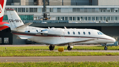 CS-DFS - Cessna 560XL Citation Excel - NetJets Europe