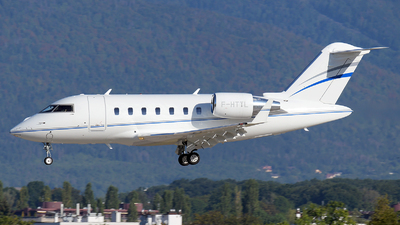 F-HTTL - Bombardier CL-600-2B16 Challenger 650 - Private