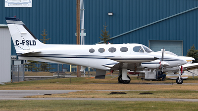 C-FSLD - Cessna 340A - Private