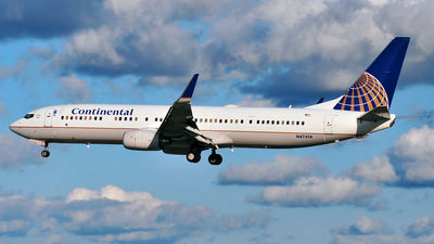 N47414 - Boeing 737-924ER - Continental Airlines