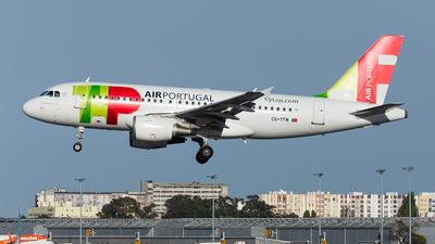 A picture of CSTTM - Airbus A319111 - TAP Air Portugal - © Filipe S R