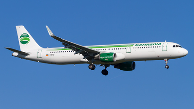 A picture of DASTD - Airbus A321211 - [5843] - © Alexis Boidron