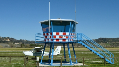 LIAT - Airport - Control Tower