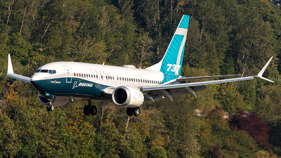 A picture of N7201S - Boeing 737 MAX 7 - Boeing - © CJMoeser