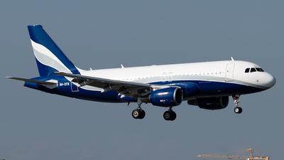9H-XFW - Airbus A319-112 - Hifly Malta