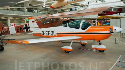 A picture of DEFJL - Bolkow BO209 Monsun 160RV - [134] - © Giovanni Curto