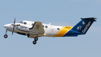 VH-ZCY - Beechcraft B200GT Super King Air - Careflight