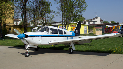 I-CORB - Piper PA-28R-200 Cherokee Arrow II - Private