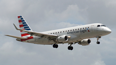 N407YX - Embraer 170-200LR - American Eagle (Republic Airways)