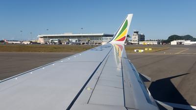 ET-AQN - Boeing 737-860 - Ethiopian Airlines