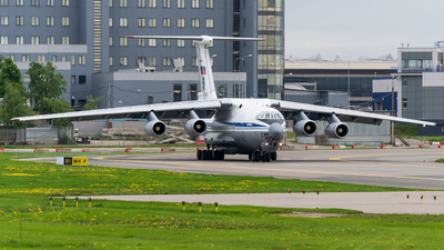 RA-78750 - Ilyushin IL-76MD - Russia - 224th Flight Unit State Airline