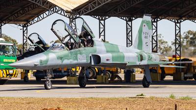 FAB4812 - Northrop F-5FM Tiger II - Brazil - Air Force
