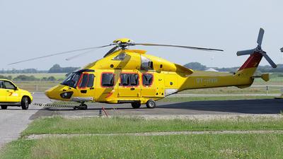 OY-HVR - Airbus Helicopters H175 - Noordzee Helikopters Vlaanderen (NHV)