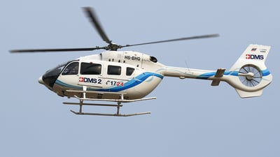 HS-BHQ - Airbus Helicopters H145 - Bangkok Helicopter Services