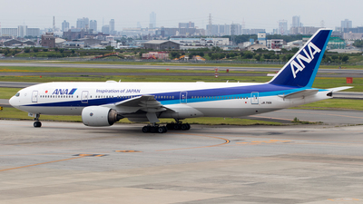 JA716A - Boeing 777-281(ER) - All Nippon Airways (ANA)