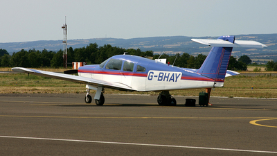 G-BHAY - Piper PA-28RT-201 Arrow IV - Private