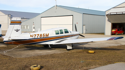 N7785M - Mooney M20F Executive 21 - Private