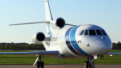 N48CG - Dassault Falcon 900EX - Private
