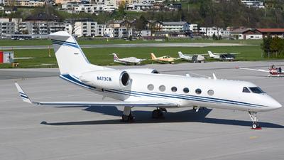 N473CW - Gulfstream G-IV - Private