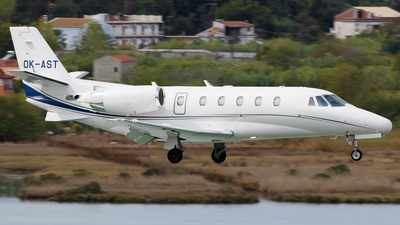 OK-AST - Cessna 560XL Citation Excel - Private