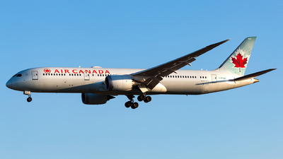 A picture of CFPQB - Boeing 7879 Dreamliner - Air Canada - © Andre M.