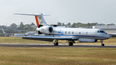 D-ADLR - Gulfstream G550 - Germany - DLR Flugbetriebe