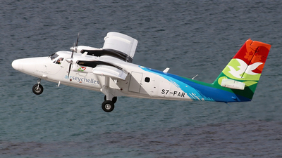 S7-FAR - De Havilland Canada DHC-6-400 Twin Otter - Air Seychelles