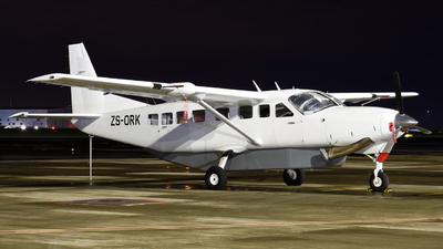 ZS-ORK - Cessna 208B Grand Caravan - Private