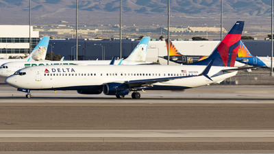 A picture of N810DN - Boeing 737932(ER) - Delta Air Lines - © David Lee