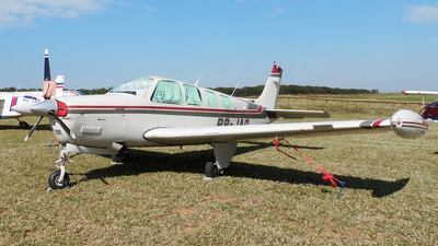 PP-JAQ - Beechcraft A36 Bonanza - Private