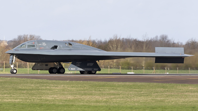 82-1070 - Northrop B-2A Spirit - United States - US Air Force (USAF)
