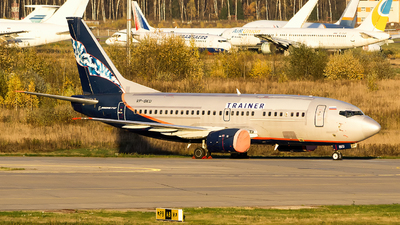 VP-BKU - Boeing 737-505 - Untitled