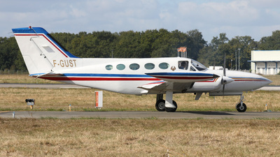 F-GUST - Cessna 421B Golden Eagle - Private