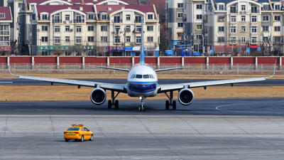 B-8991 - Airbus A320-214 - China Southern Airlines