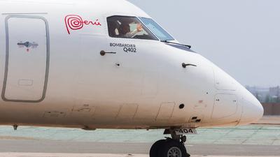 A picture of N404AV - De Havilland Canada Dash 8400 - Star Peru - © Aldo Martinelli