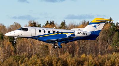 A picture of SERVB - Pilatus PC24 - [189] - © Oscar Wistrand