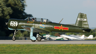 N6313N - Nanchang CJ-6A - Private
