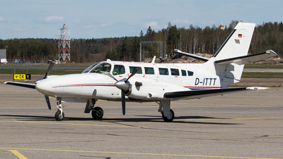 D-ITTT - Reims-Cessna F406 Caravan II - Air-Taxi Europe