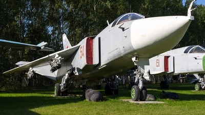 54 - Sukhoi Su-24 Fencer - Soviet Union - Air Force