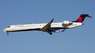 N899SK - Bombardier CRJ-900ER - Delta Connection (SkyWest Airlines)