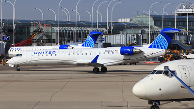 N545GJ - Bombardier CRJ-550 - United Express (GoJet Airlines)