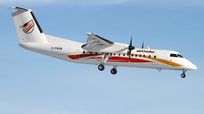 A picture of CFNXN - De Havilland Canada Dash 8300 - Air Creebec - © Daniel Lapierre Forget
