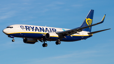 EI-DYM - Boeing 737-8AS - Ryanair