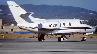 N711TF - Dassault Falcon 10 - Private