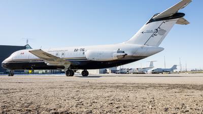 A picture of XATIG - Douglas DC915(F) - Aeronaves TSM - © Michael MacLeod