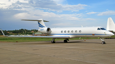 N123FT - Gulfstream G-V - Franklin Templeton Travel