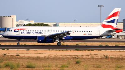 G-EUUA - Airbus A320-232 - British Airways