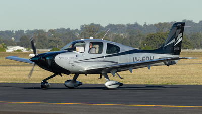 VH-EDH - Cirrus SR22-GTS G5 Platinum - Flight One